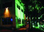 2ª Caipira-Tronic - iluminação decorativa - fachada casa