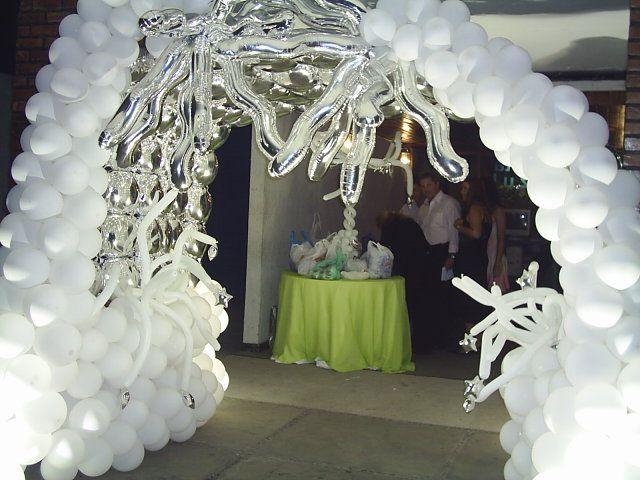 Decoração Com Balões D Art Buffet E Decoração De Festas E Eventos