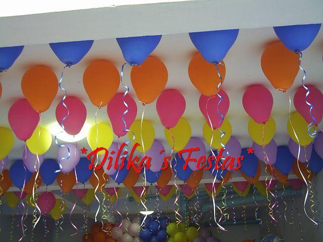 Decoração Com Balões Decoração Infantil E Buffet Infantil A Domicilio