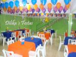 Sal�o decorado