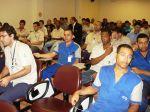 Auditorio lotado, sucesso na palestra de Inclusão Social