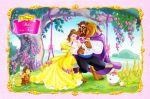 a bela e a fera painel festa infantil banner (2)