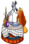 a dama e o vagabundo cenario de chao toten display mdf dkorinfest (14)