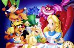 alice no país das maravilhas painel festa infantil banner (12)