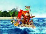 alvin e os esquilos painel festa infantil banner (13)
