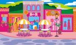 barbie painel festa infantil banner (27)