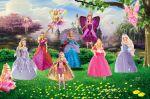 barbie painel festa infantil banner (2)