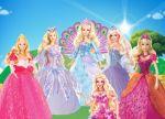barbie painel festa infantil banner (1)