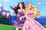 barbie a princesa e a popstar painel festa infantil banner dkorinfest (3)