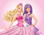 barbie a princesa e a popstar painel festa infantil banner dkorinfest (1)