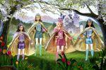 barbie e as tres mosqueteiras painel festa infantil banner  (5)