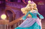 barbie princesa da ilha painel festa infantil banner (2)