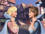 barbie princesa e a plebeia painel festa infantil banner (3)