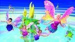 barbie e o segredo das fadas painel festa infantil banner dkorinfest (4)