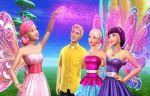 barbie e o segredo das fadas painel festa infantil banner dkorinfest (3)