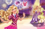 barbie escola de princesas painel festa infantil banner dkorinfest (14)