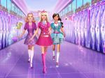 barbie escola de princesas painel festa infantil banner dkorinfest (4)