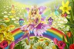 barbie fairytopia painel festa infantil banner dkorinfest (1)