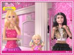 barbie life in the dreamhouse painel festa infantil banner dkorinfest (2)