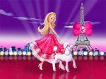 barbie moda e magia painel festa infantil banner dkorinfest (3)