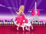 barbie moda e magia painel festa infantil banner dkorinfest (2)