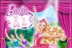 barbie sapatilhas magicas painel festa infantil banner mdf dkorinfest (3)