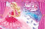 barbie sapatilhas magicas painel festa infantil banner mdf dkorinfest (2)