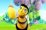 bee movie painel festa infantil banner (3)