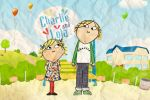 Charlie E Lola painel festa infantil banner(3)