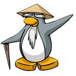 club penguin display cenario de chao totem mdf dkorinfest (3)