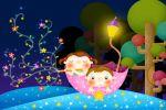 crianças painel festa infantil banner dkorinfest (1)