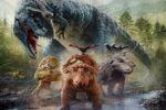 dinossauro painel festa infantil banner (5)