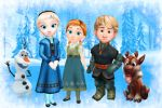 frozen baby painel festa infantil banner dkorinfest (10)