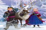 frozen painel festa infantil banner dkorinfest (30)