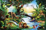 floresta safari painel festa infantil banner dkorinfest (4)