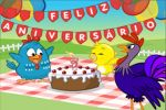 galinha pintadinha painel festa infantil banner dkorinfest (36)