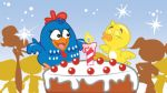 galinha pintadinha painel festa infantil banner dkorinfest (19)