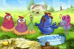 galinha pintadinha painel festa infantil banner dkorinfest (13)
