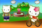 hello kitty painel festa infantil banner dkorinfest (5)