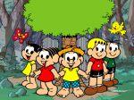 turma da monica painel festa infantil banner dkorinfest (14)