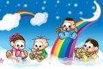 turma da monica baby painel festa infantil banner dkorinfest (3)