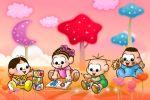turma da monica baby painel festa infantil banner dkorinfest (2)