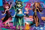 Monster High painel festa infantil banne dkorinfest (42)