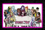 Monster High painel festa infantil banne dkorinfest (33)