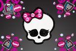 Monster High painel festa infantil banne dkorinfest (20)