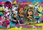 Monster High painel festa infantil banne dkorinfest (1)