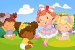 Moranguinho Baby painel festa infantil banner dkorinfest (9)