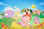Moranguinho Baby painel festa infantil banner dkorinfest (4)