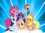 My Little Pony painel festa infantil banner dkorinfest (9)