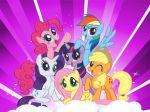 My Little Pony painel festa infantil banner dkorinfest (8)